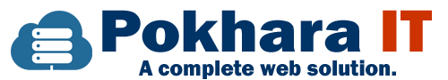 PokharaIT is a full-service Web Presence Provider with a team of Entrepreneurship established  in year 2010. We provide service of Web Design, development, domain, Hosting, web Promotion – Web Creation & Web Redesign